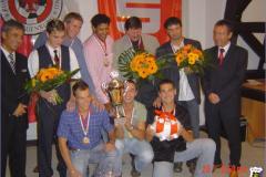 Auszeichnung Fair-Play-Sieger 2006