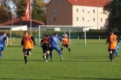 SV Empor Mühlberg - SG Haida-Saathain (08.11.2014)